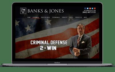 Banks & Jones