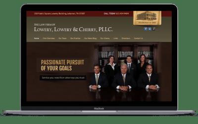 Lowery, Lowery & Cherry PLLC