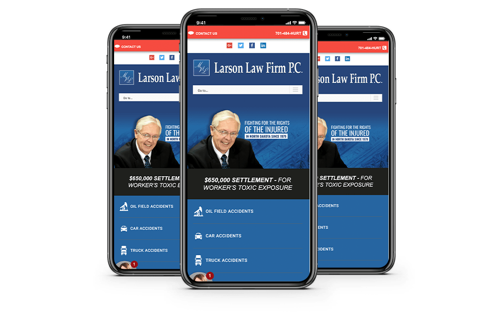 Larson Law Firm PC