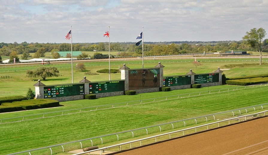 Keenland Race Track